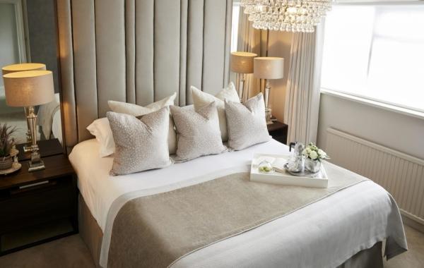 Декоративни покривала за легло